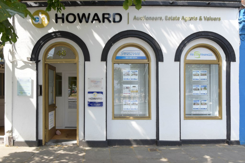 Office View - Dan Howard